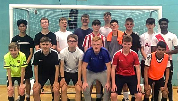 Mavericks deliver BBFA MK Futsal Project